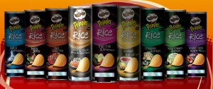 Pringles Rice Infusions