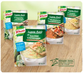 Knorr Suppenbasis