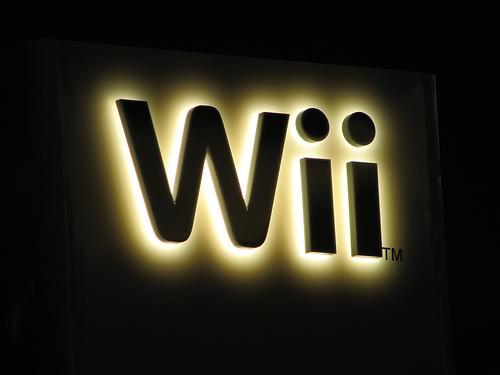 Wii konsole nintendo