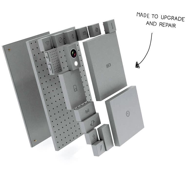 Phonebloks - Das erweiterbare Smartphone 1