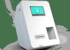 Erster Bitcoin-Geldautomat der Welt 2