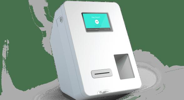Erster Bitcoin-Geldautomat der Welt 1