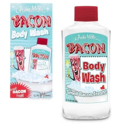 bacon body wash
