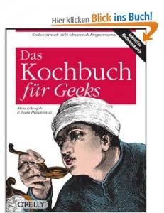 Kochbuch für Geeks