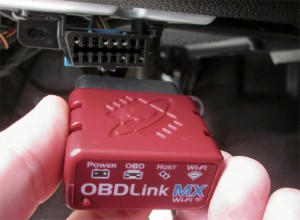OBDLink MX Diagnoseadapter WLAN