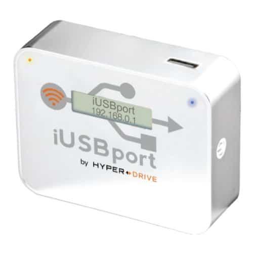 iUSBport von Hyperdrive im Test (Drucker, Festplatte, USB-Stick und Kartenleser an iPhone, iPad und Android) 1