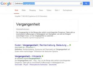 google-suche-definition