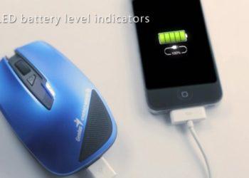 Kurios: Genius Energy Mouse 2