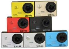 SJ5000 Wifi und Plus im Feature Vergleich 3