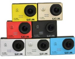 SJ5000 Wifi und Plus im Feature Vergleich 1