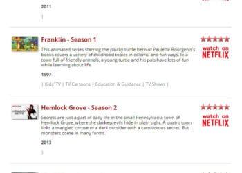Netflix - Neue Filme und Serien anzeigen 8