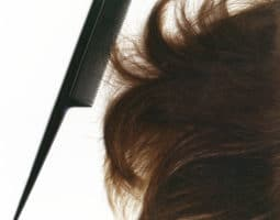 Shedding bei Haarausfall 1