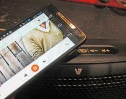 Im Test: V7 Bluetooth Headset & Bluetooth Lautsprecher mit Powerbank 4