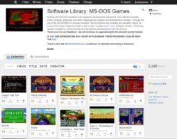 Über 2400 DOS-Spiele online spielbar 3
