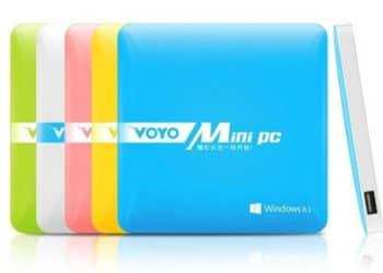 VOYO Mini PC Test / Review - Quadcore Windows PC 4