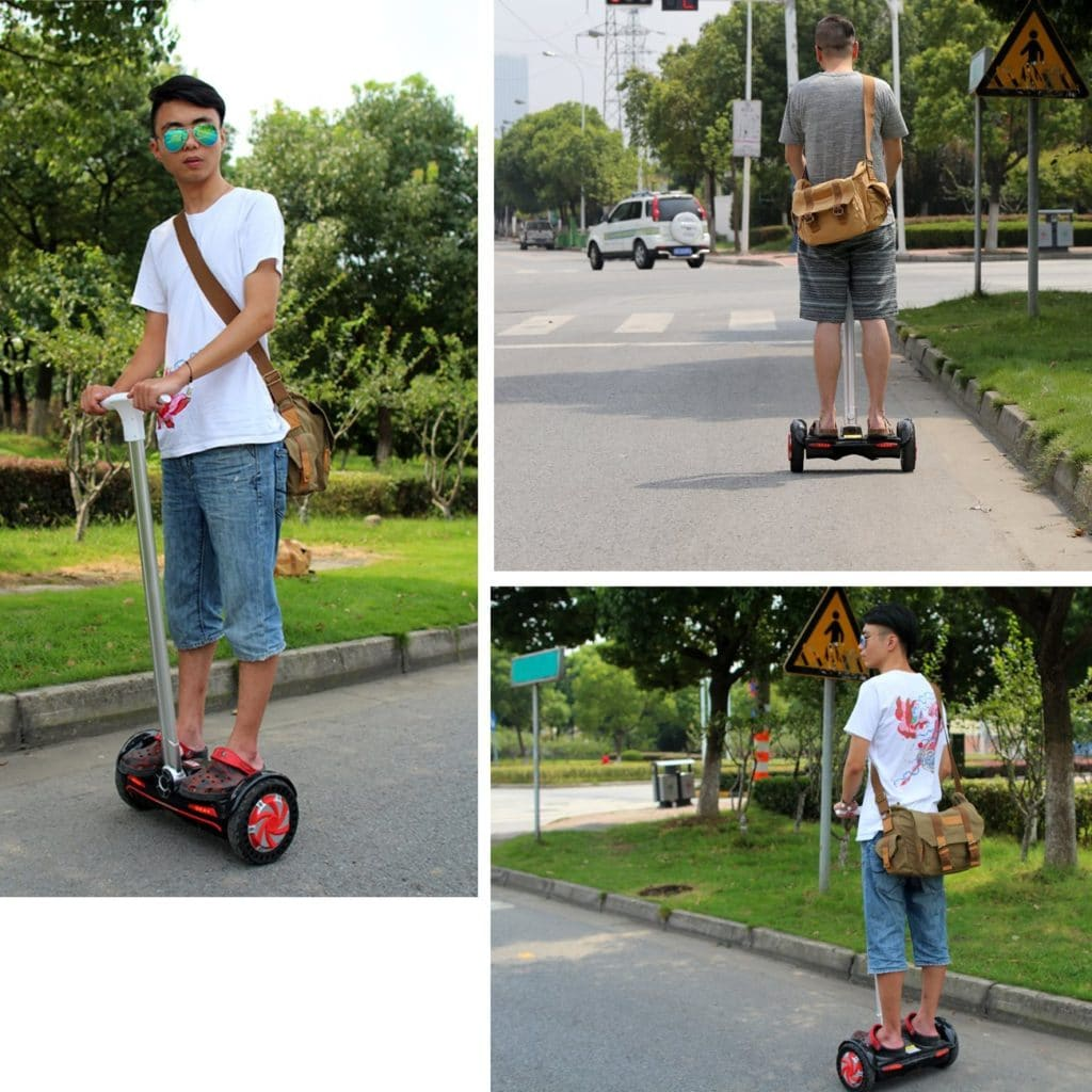 Im Test: Hoverboard & Monorover 1