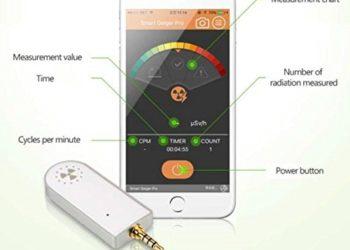 Geigerzähler App