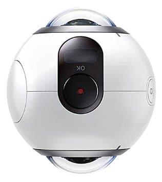 Samsung Gear 360 Kamera: Erster Eindruck 1