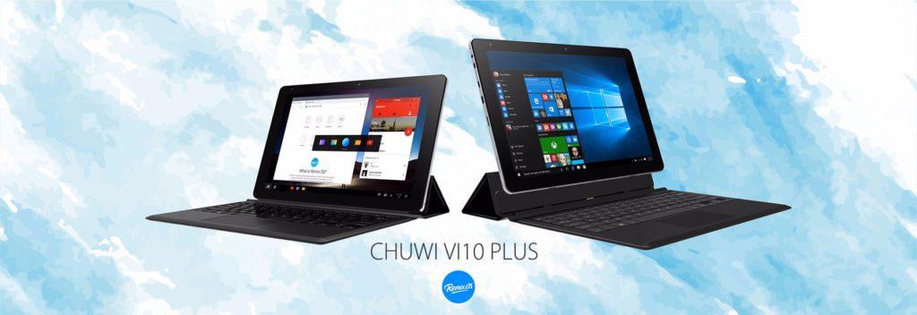 Chuwi Vi10 Plus mit Remix OS 1