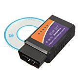 ELM327 WiFi/WLAN CANBUS OBD OBD2 Car Diagnostic Interface Diagnose Scanner iPhone iPad PC