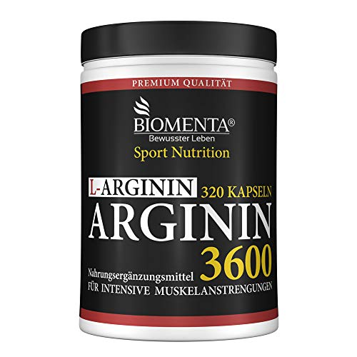 L-Arginin Test: Das Multitalent 2
