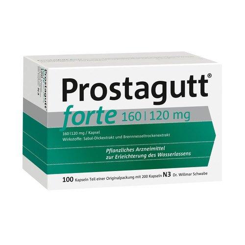 Prostagutt forte Test & Erfahrung