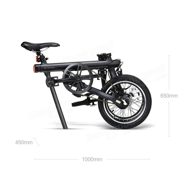 Krass: Das erste E-Bike von Xiaomi 3