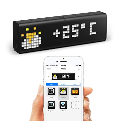 LaMetric Time - Smartes Display mit IFTTT Support 1