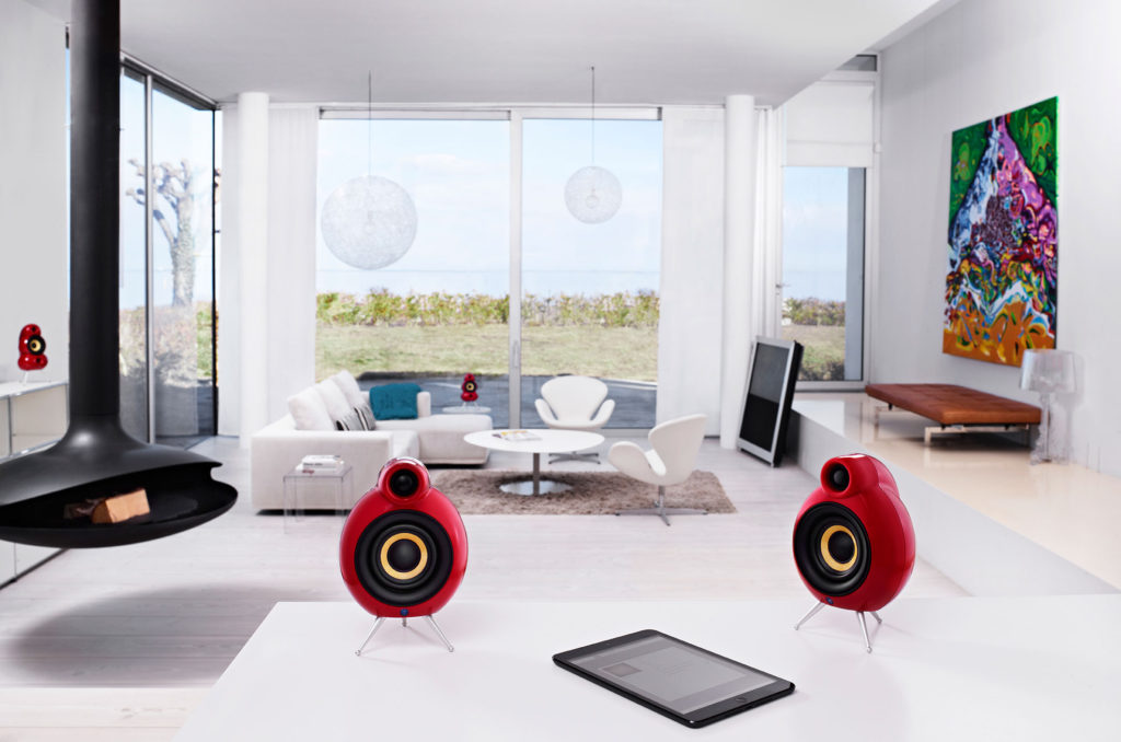 PodSpeakers - stylishe Bluetooth Lautsprecher in Stereo 1