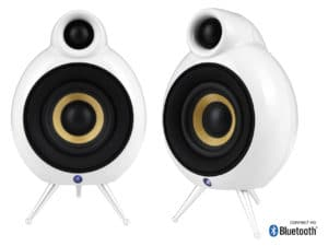 PodSpeakers - stylishe Bluetooth Lautsprecher in Stereo 4
