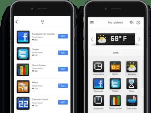 lametric-app