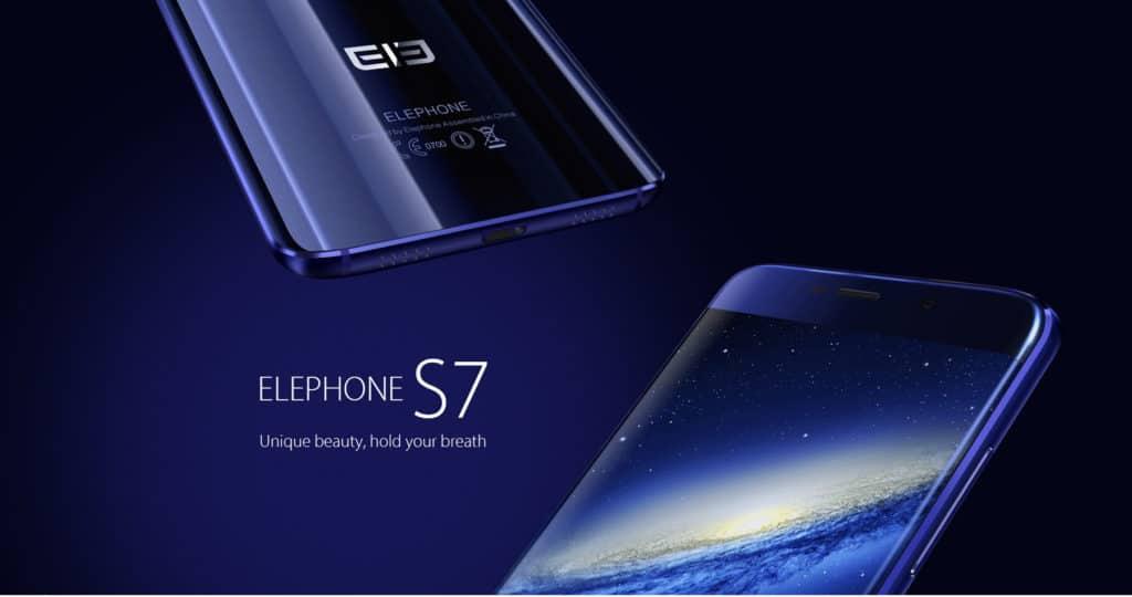 Elephone S7 Hands On - leistungsstarkes Phablet 1