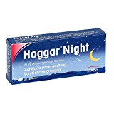 HOGGAR Night Tabletten 20 St Tabletten