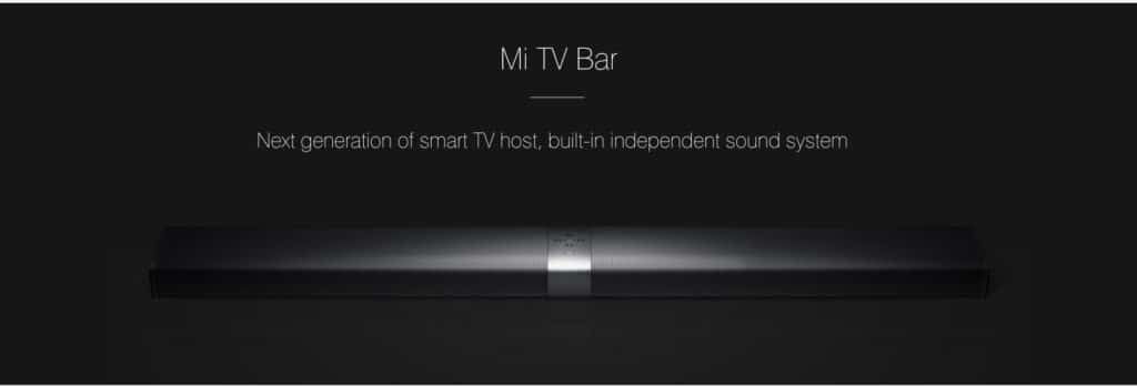Xiaomi TV Bar Test