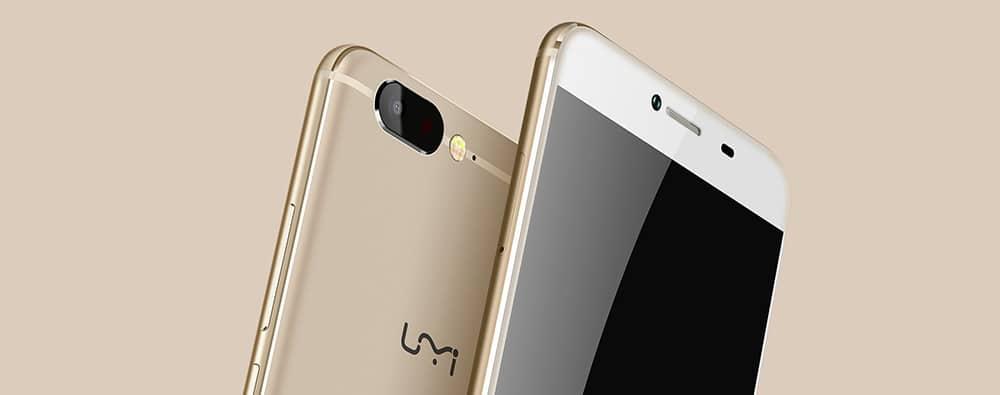 Test des UMi Z Smartphone