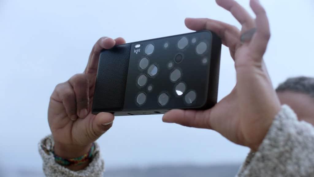 52 Megapixel Kamera mit 16 Objektiven - Light L16 Kompaktkamera 1