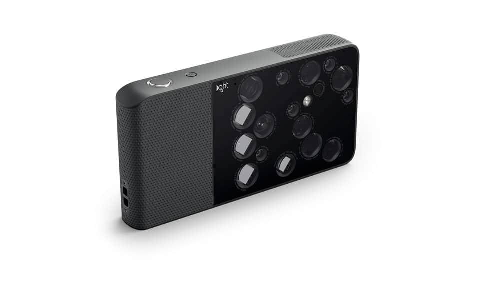 52 Megapixel Kamera mit 16 Objektiven - Light L16 Kompaktkamera 2