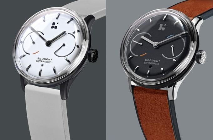 Sequent - Schweizer Smartwatch lädt sich selber auf 1