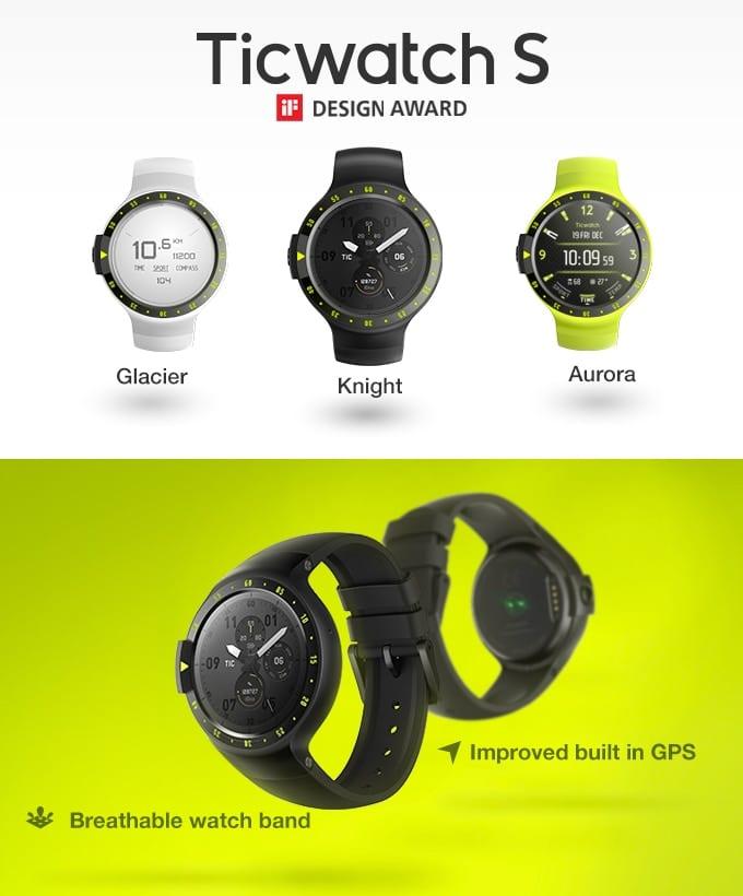 Beliebt auf Kickstarter: Zolo Earphones, Ticwatch Smartwatch, Kevlar Smart Belt 2