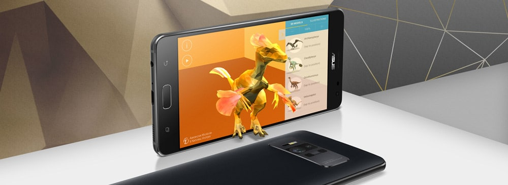 ASUS ZenFone AR - Was kann das Virtual Reality Flagschiff? 1