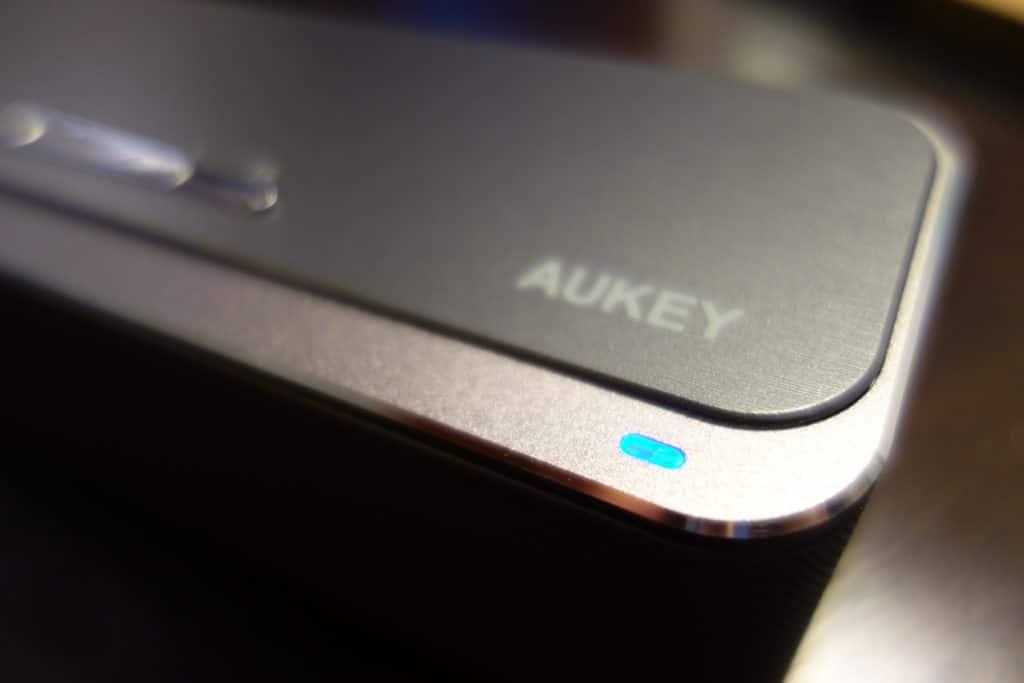 Bass satt: Aukey Bluetooth Lautsprecher im Test 1