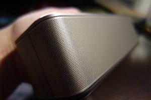 Bass satt: Aukey Bluetooth Lautsprecher im Test 3