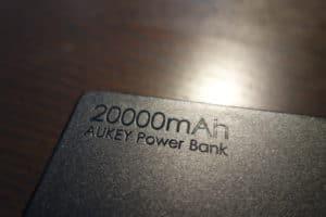 Strom satt: Aukey 20000mAh Powerbank im Test 5