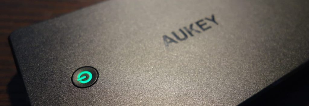 Strom satt: Aukey 20000mAh Powerbank im Test 1