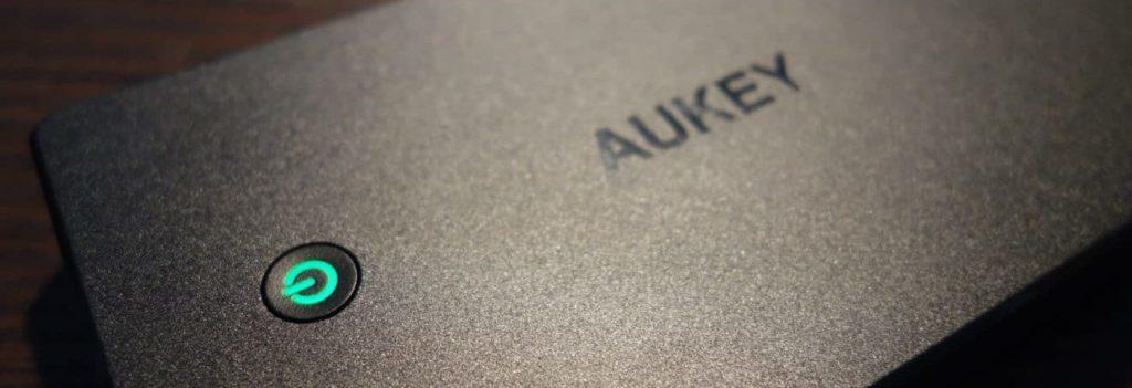 Strom satt: Aukey 20000mAh Powerbank im Test 2