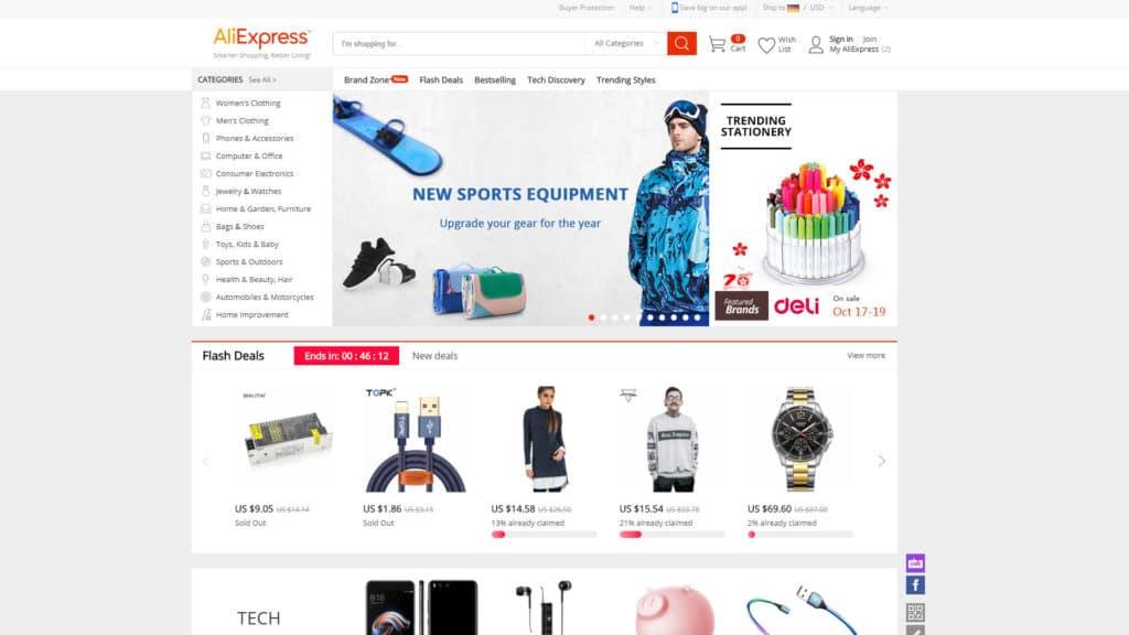 China Gadgets - Die großen Shops im Überblick 2