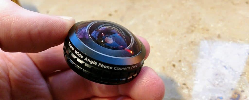 Super-Weitwinkel Linsen fürs Smartphone - Hol´ mehr aus Deinen Fotos raus! 1