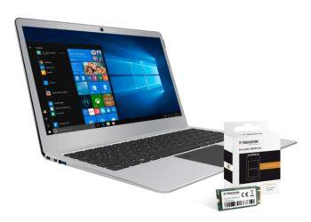 Neue Trekstor Primebooks mit modularer SSD 12