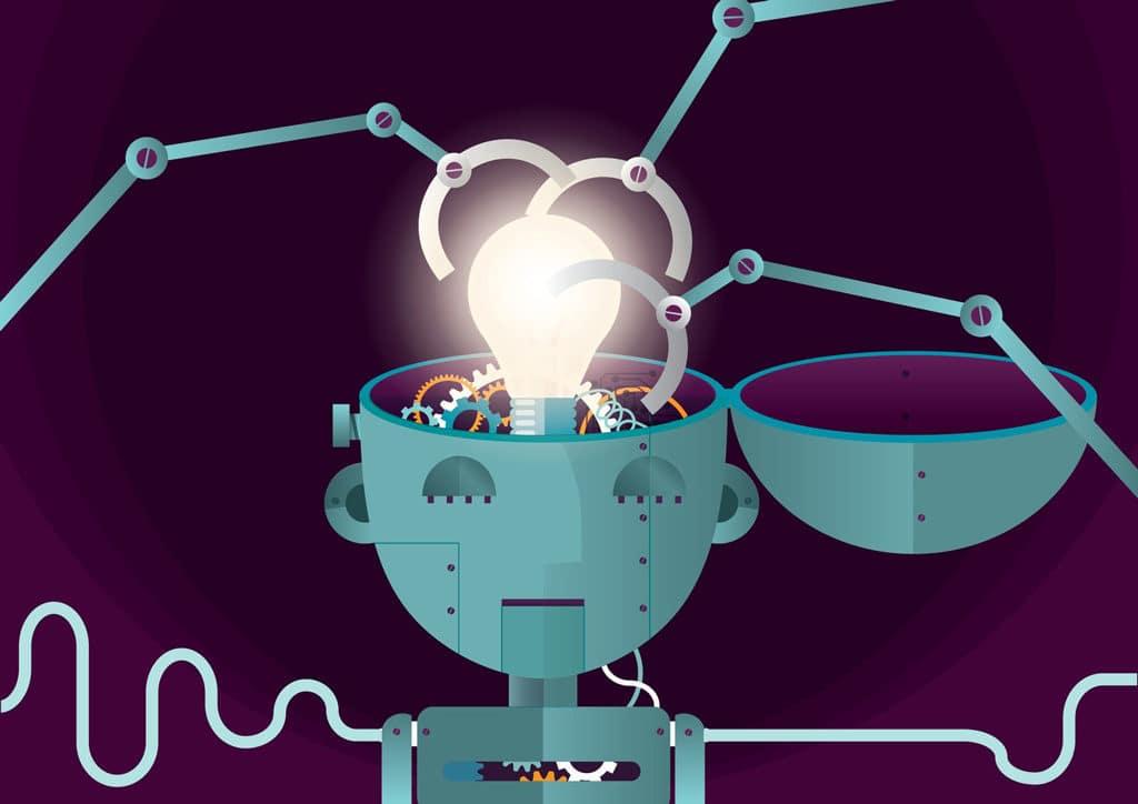 Roboter vs Menschen: Kann künstliche Intelligenz die menschliche ersetzen? 1