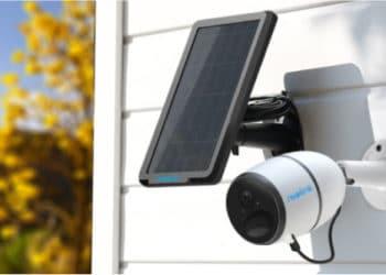 Crowdfunding: Kabellose Überwachungskamera mit Solarpanel und LTE 10